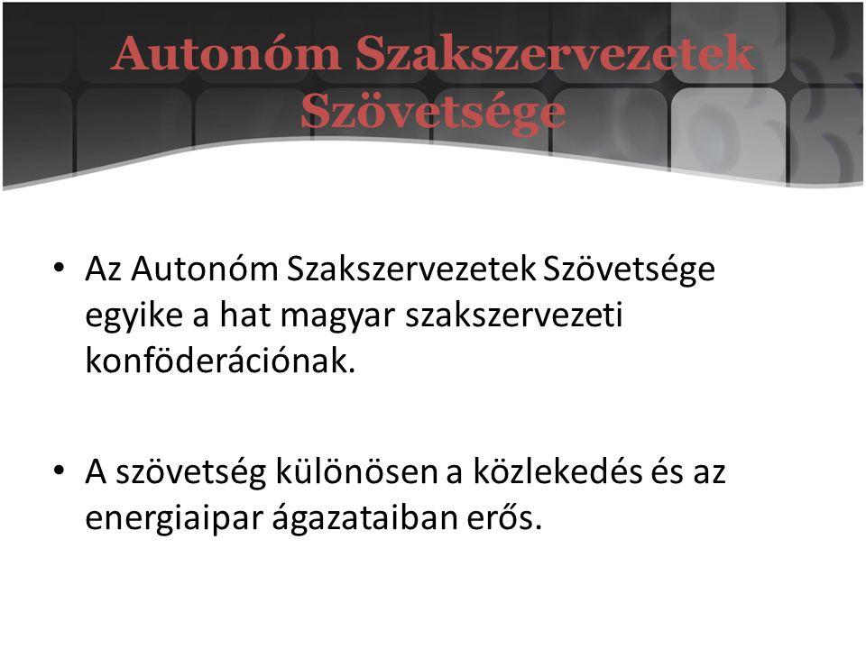 Autonóm Szakszervezetek Szövetsége