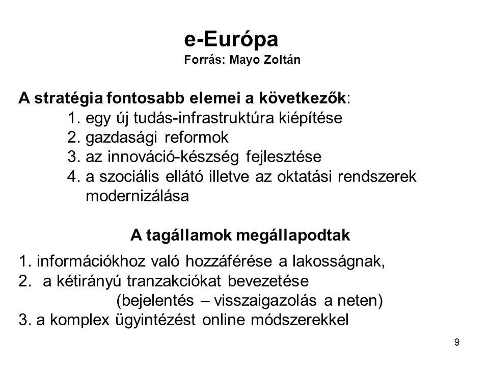 A tagállamok megállapodtak