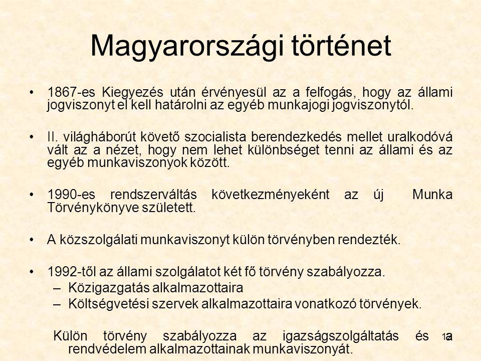 Magyarországi történet