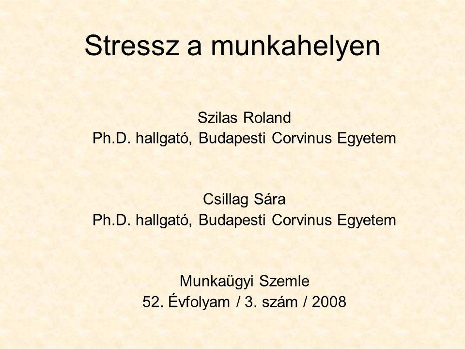 Ph.D. hallgató, Budapesti Corvinus Egyetem