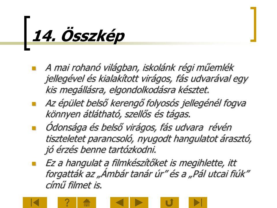 14. Összkép