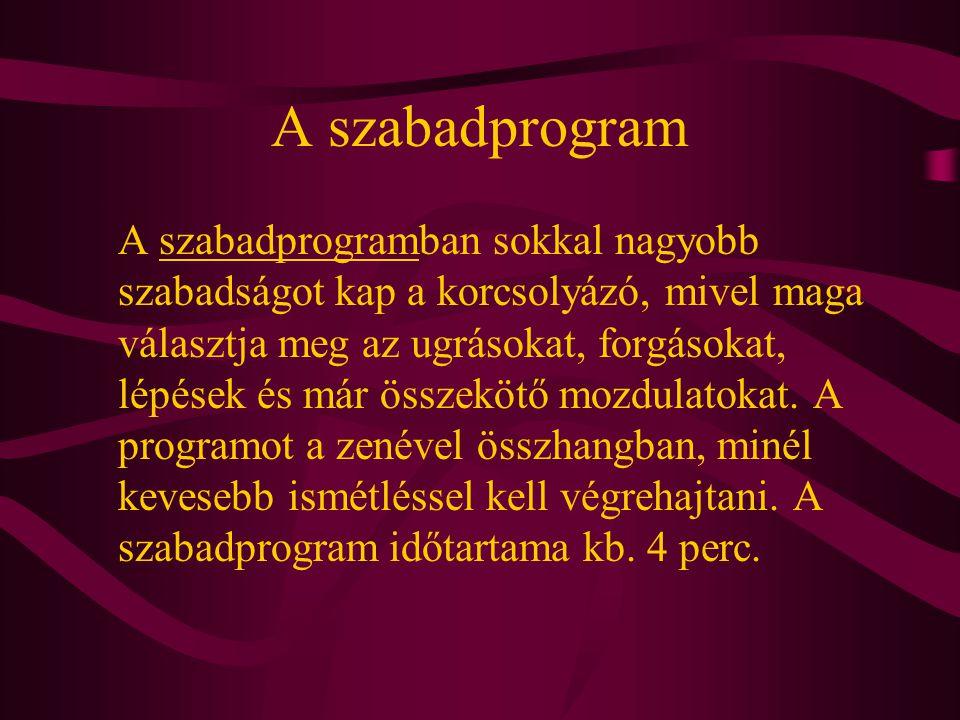 A szabadprogram
