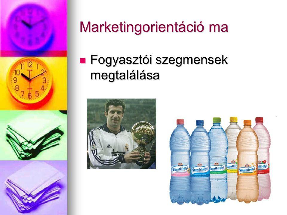 Marketingorientáció ma