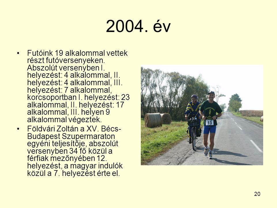 2004. év