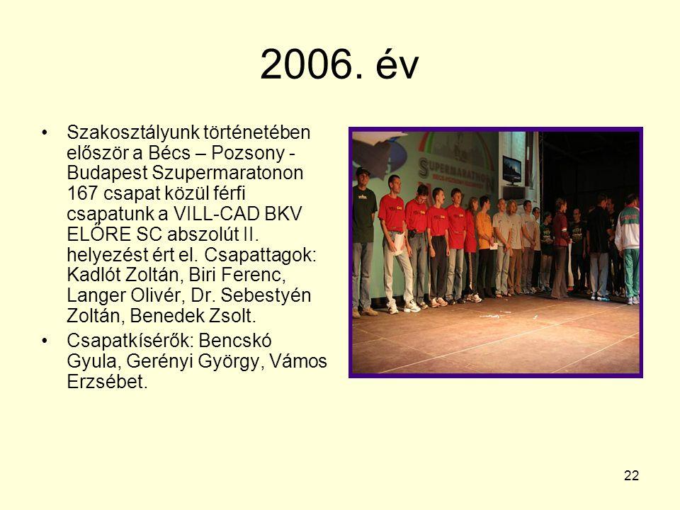 2006. év