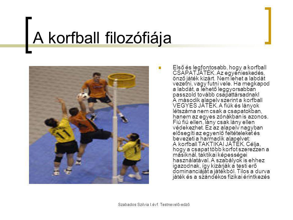 A korfball filozófiája