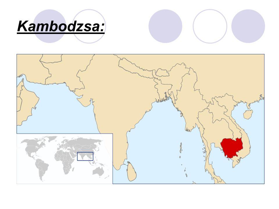 Kambodzsa: