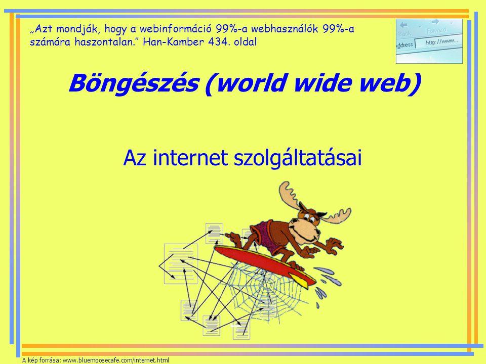 Böngészés (world wide web)