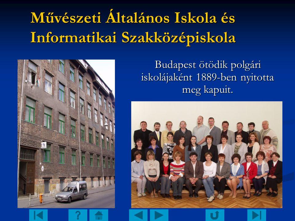 Művészeti Általános Iskola és Informatikai Szakközépiskola