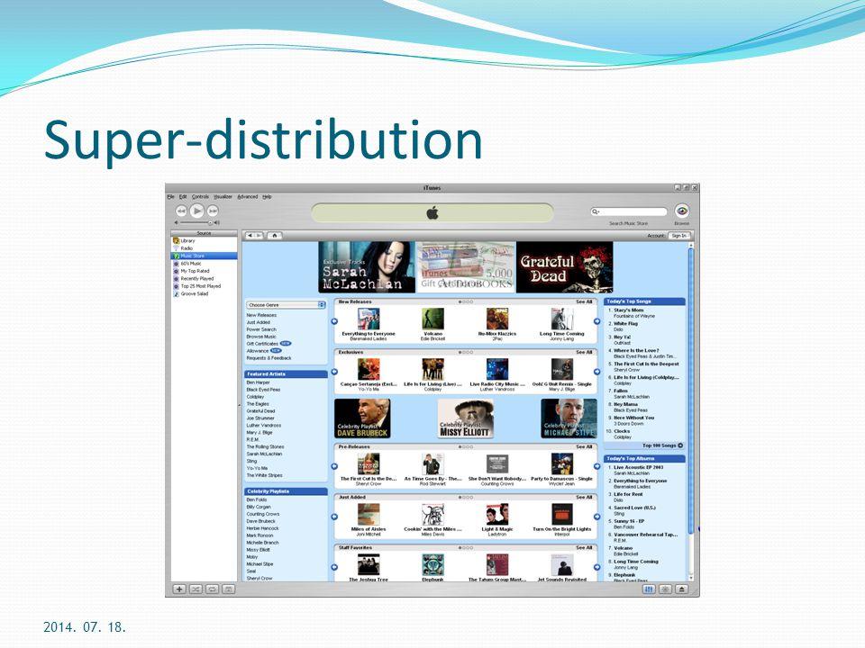 Super-distribution 2017.04.04.
