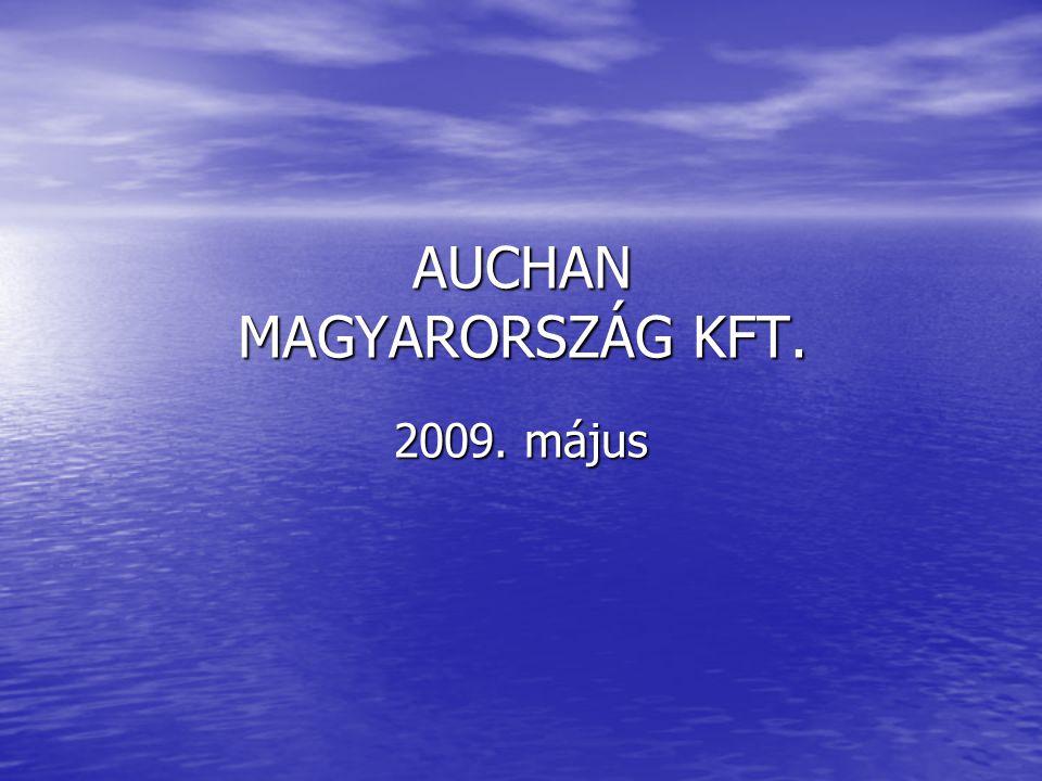 AUCHAN MAGYARORSZÁG KFT.