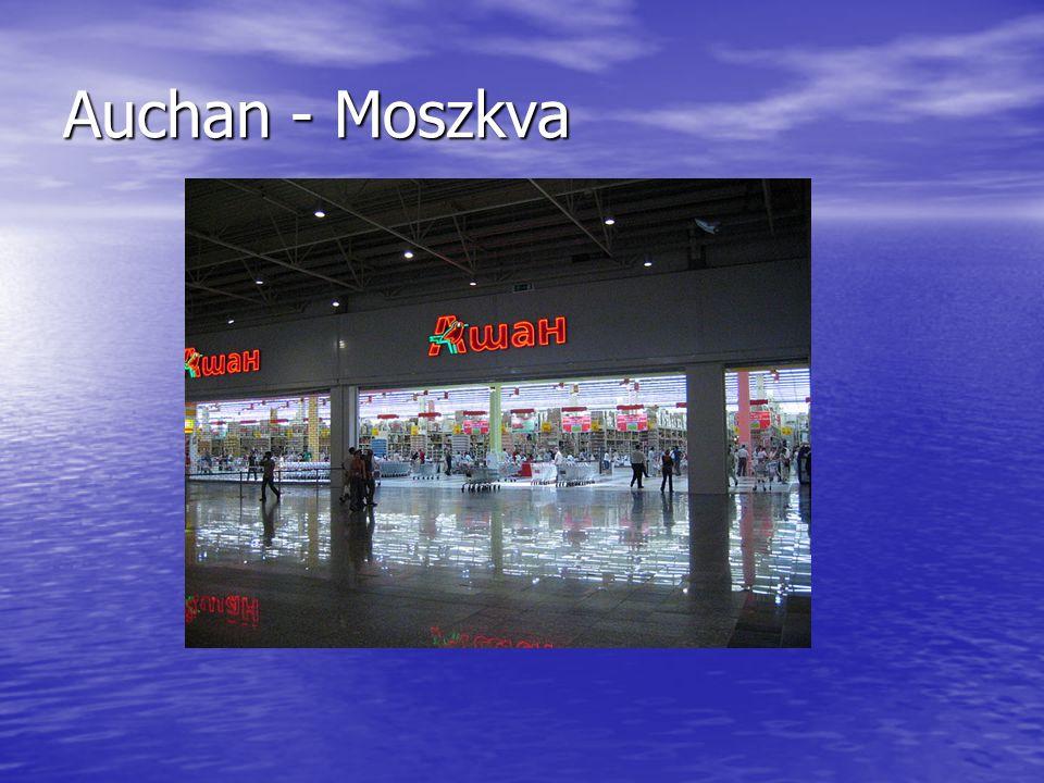 Auchan - Moszkva
