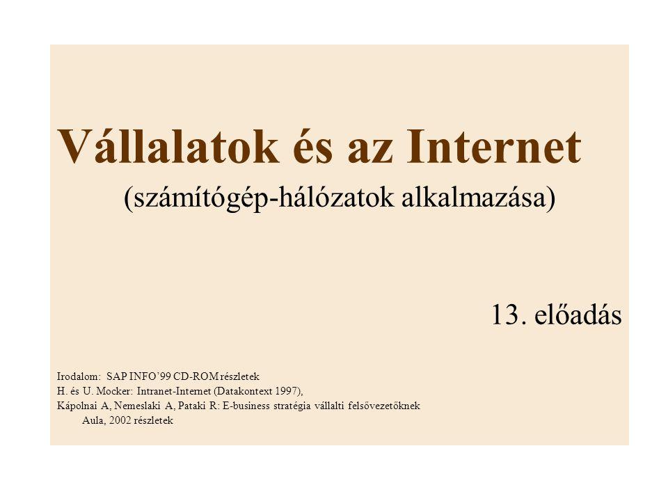 (számítógép-hálózatok alkalmazása)