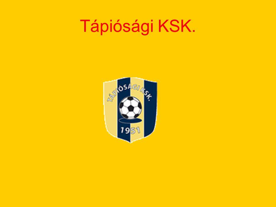 Tápiósági KSK.
