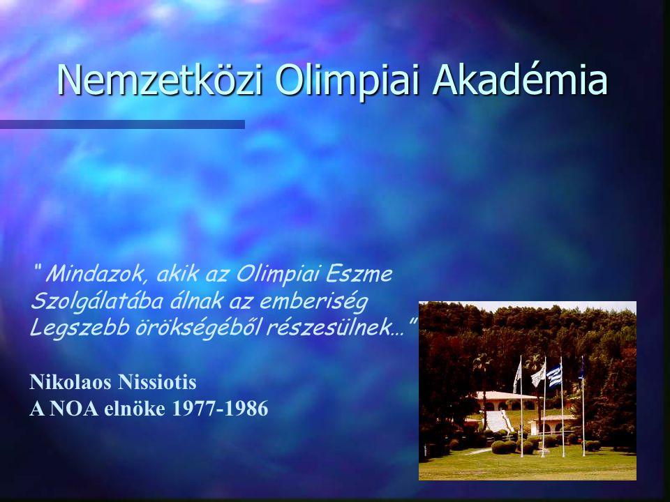Nemzetközi Olimpiai Akadémia