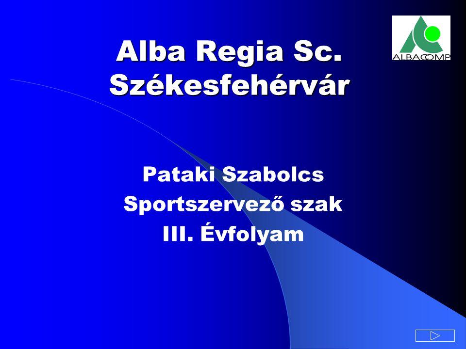 Alba Regia Sc. Székesfehérvár