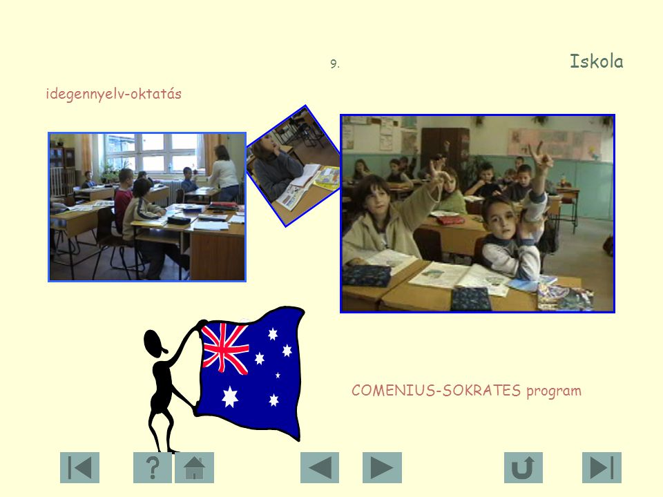 COMENIUS-SOKRATES program