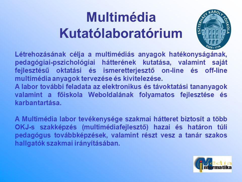 Multimédia Kutatólaboratórium