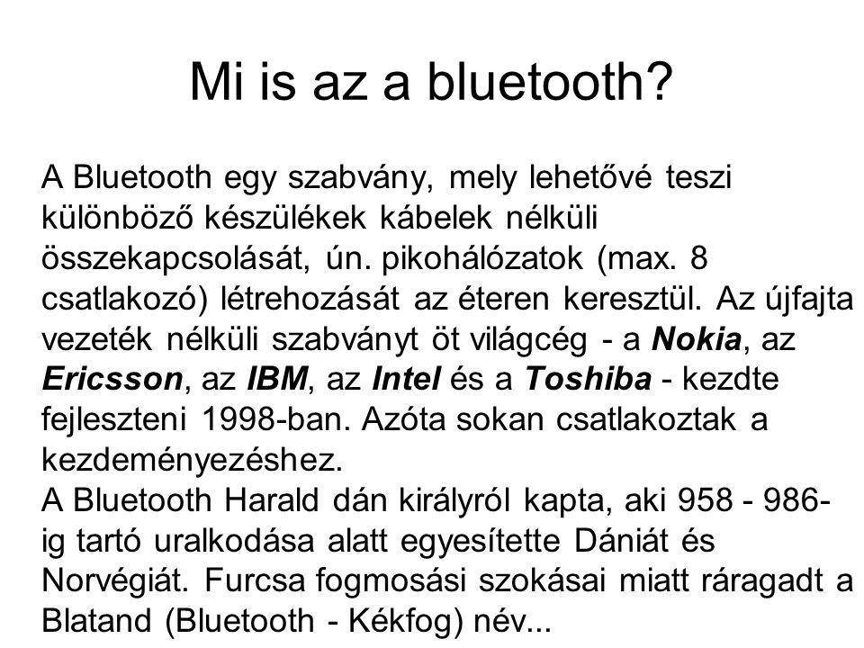 Mi is az a bluetooth