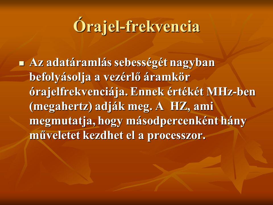 Órajel-frekvencia