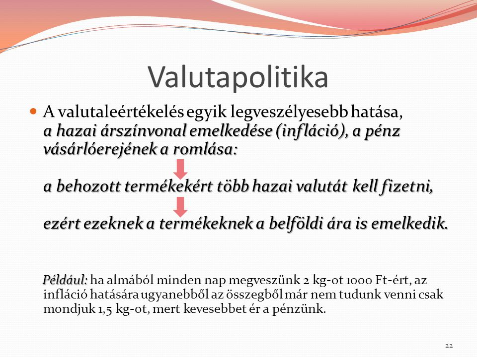 Valutapolitika