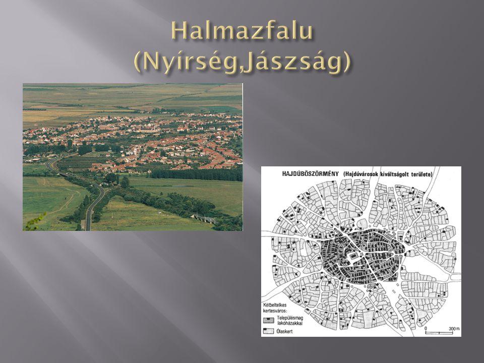 Halmazfalu (Nyírség,Jászság)