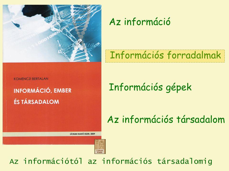 Információs forradalmak
