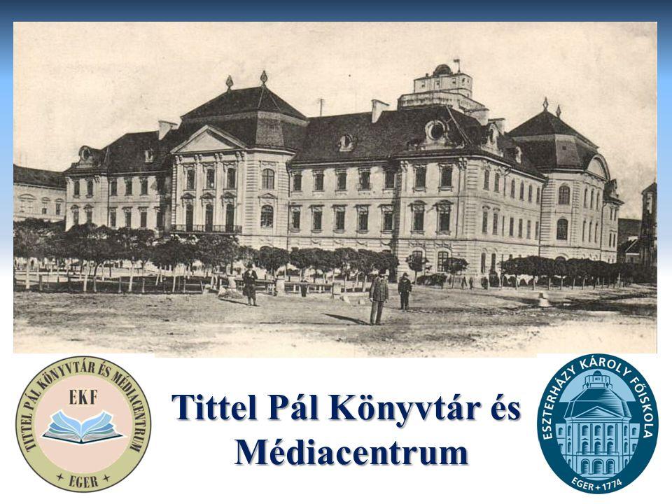 Tittel Pál Könyvtár és Médiacentrum