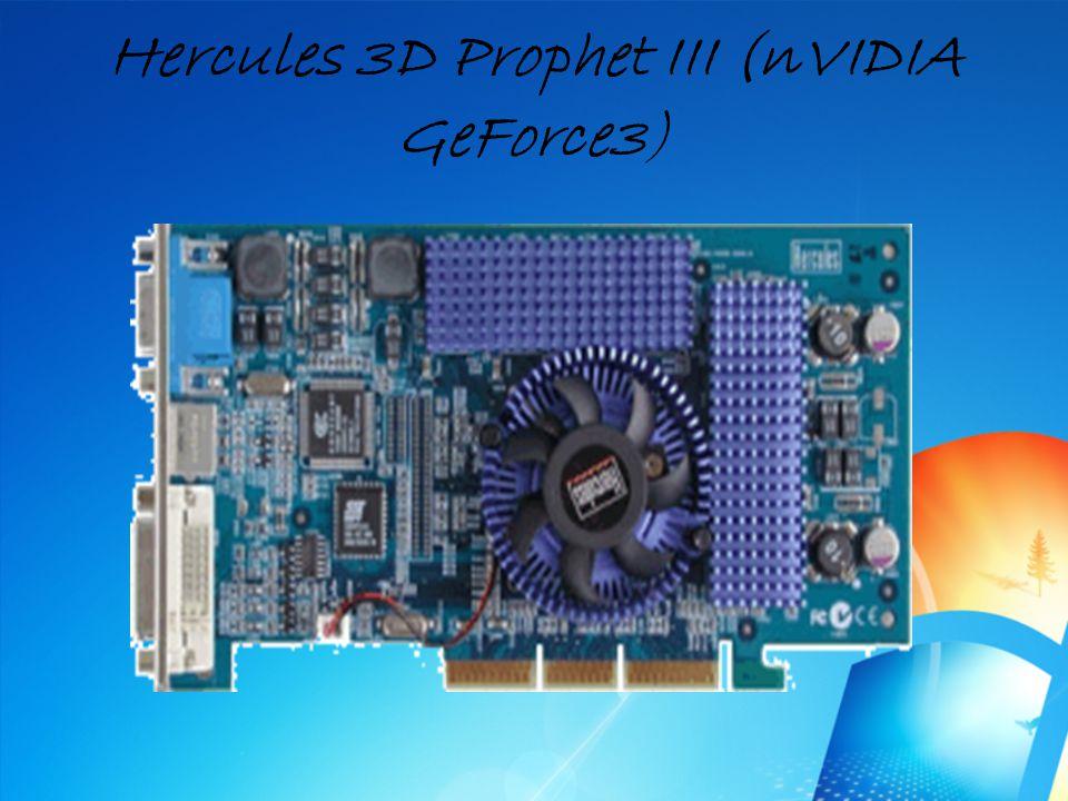 Hercules 3D Prophet III (nVIDIA GeForce3)