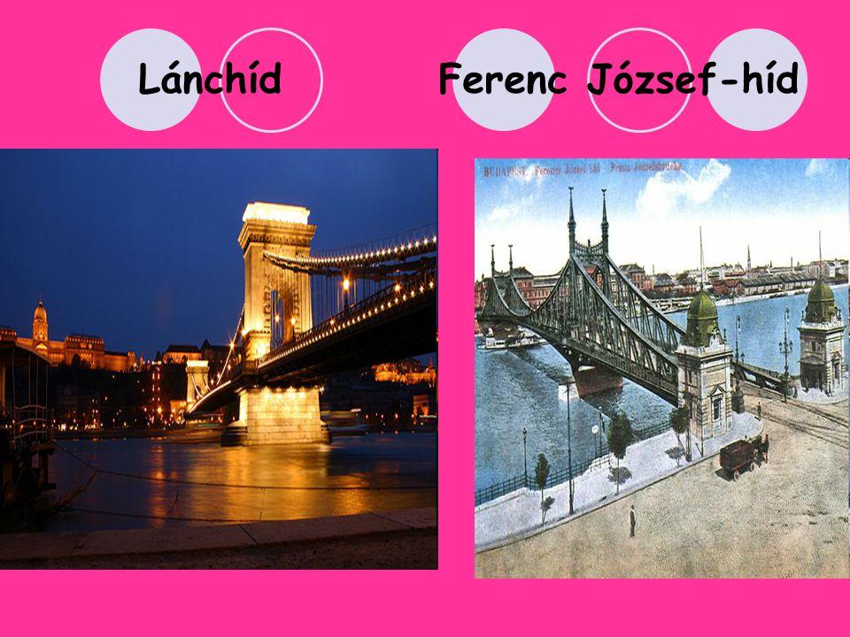 Lánchíd Ferenc József-híd