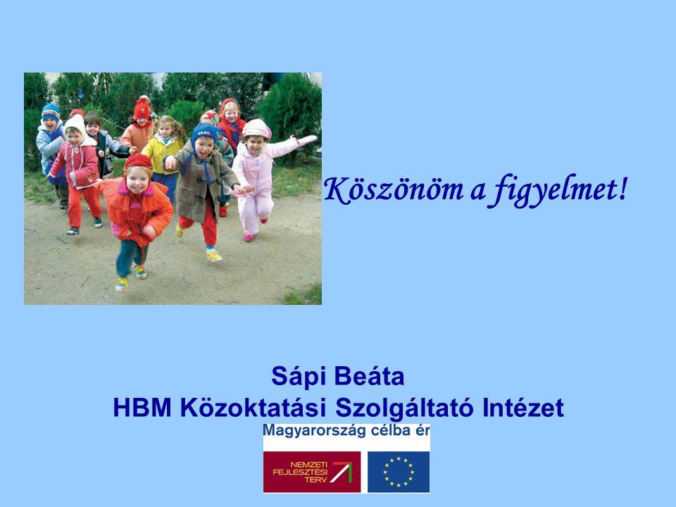 HBM Közoktatási Szolgáltató Intézet