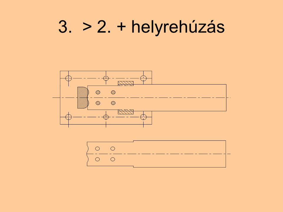 3. > 2. + helyrehúzás