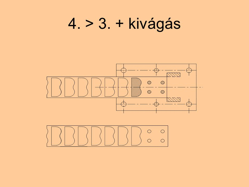 4. > 3. + kivágás