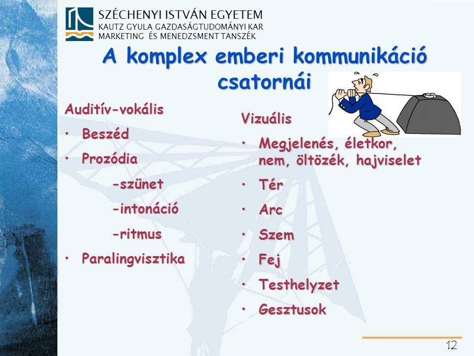 A szervezeti kommunikáció helye a társadalmi kommunikáció rendszerében