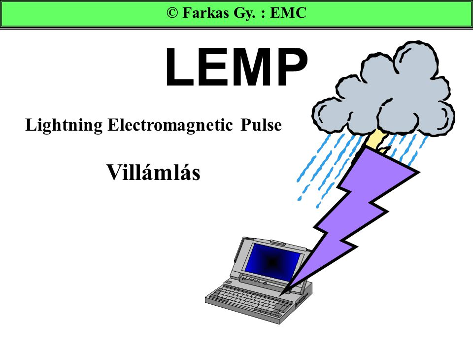 Lightning Electromagnetic Pulse