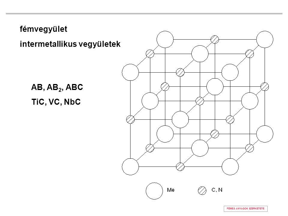 intermetallikus vegyületek