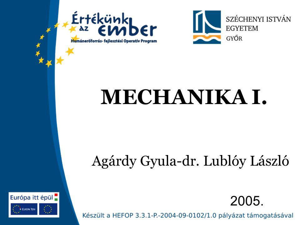 Agárdy Gyula-dr. Lublóy László