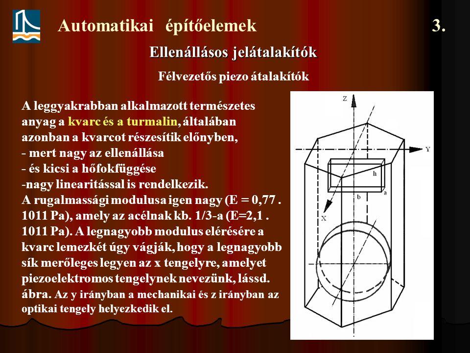 Automatikai építőelemek 3.