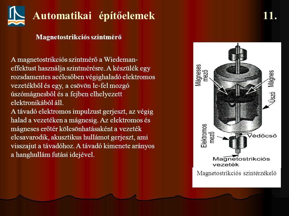 Automatikai építőelemek 11.