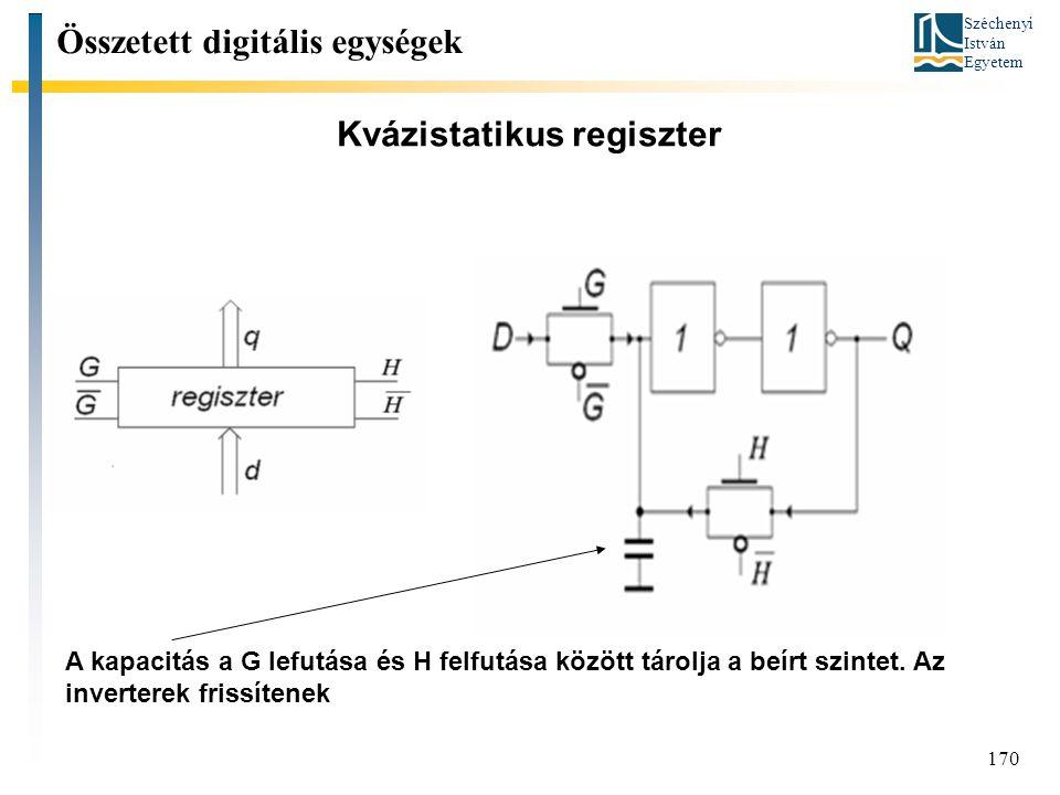 Kvázistatikus regiszter