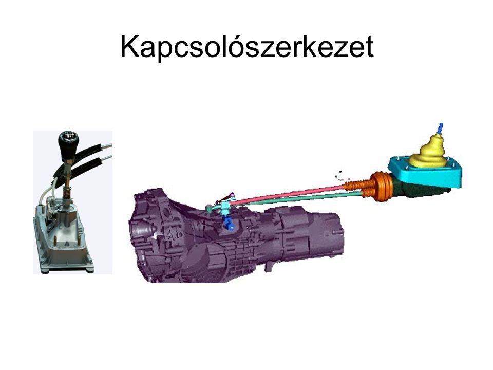 Kapcsolószerkezet