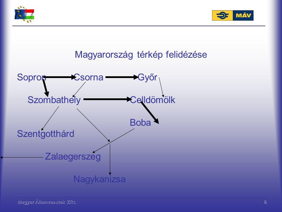 Magyarország térkép felidézése