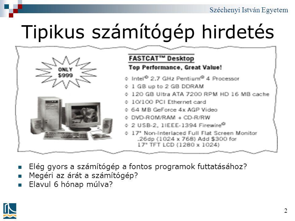 Tipikus számítógép hirdetés