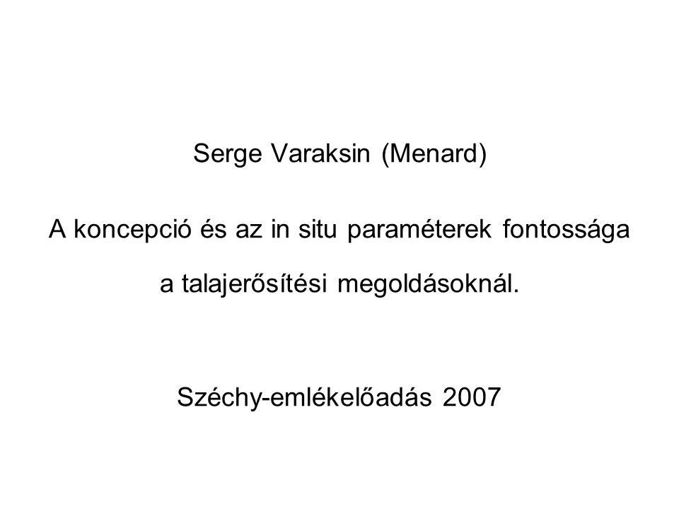 Serge Varaksin (Menard)