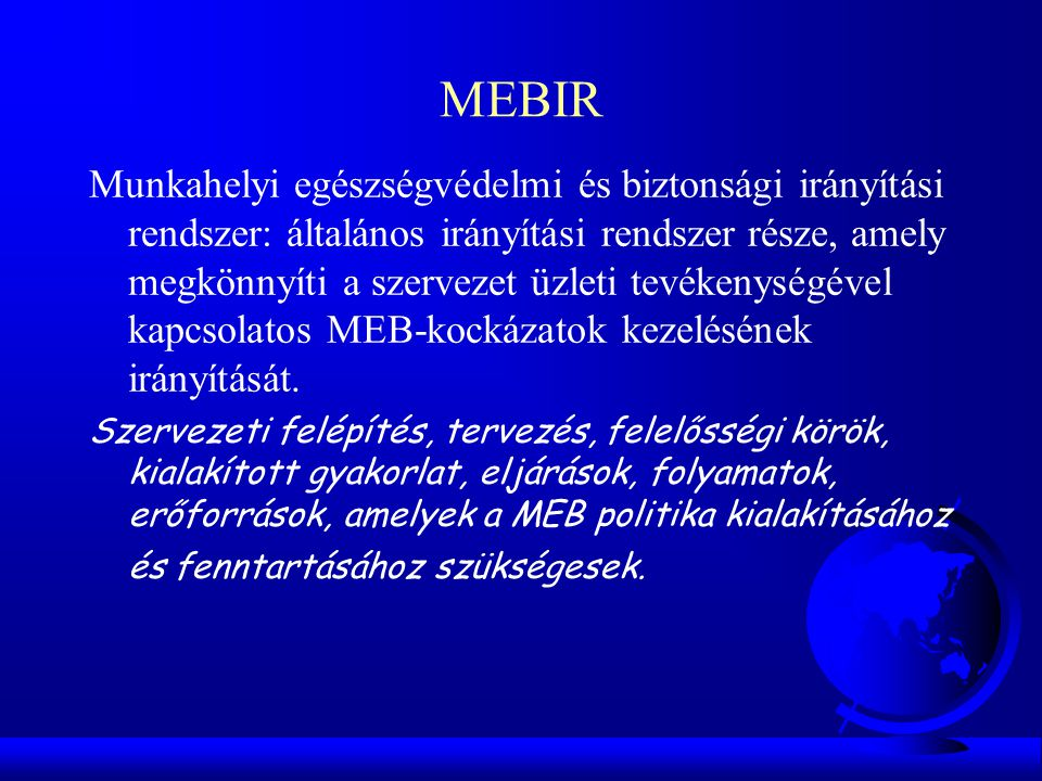 MEBIR