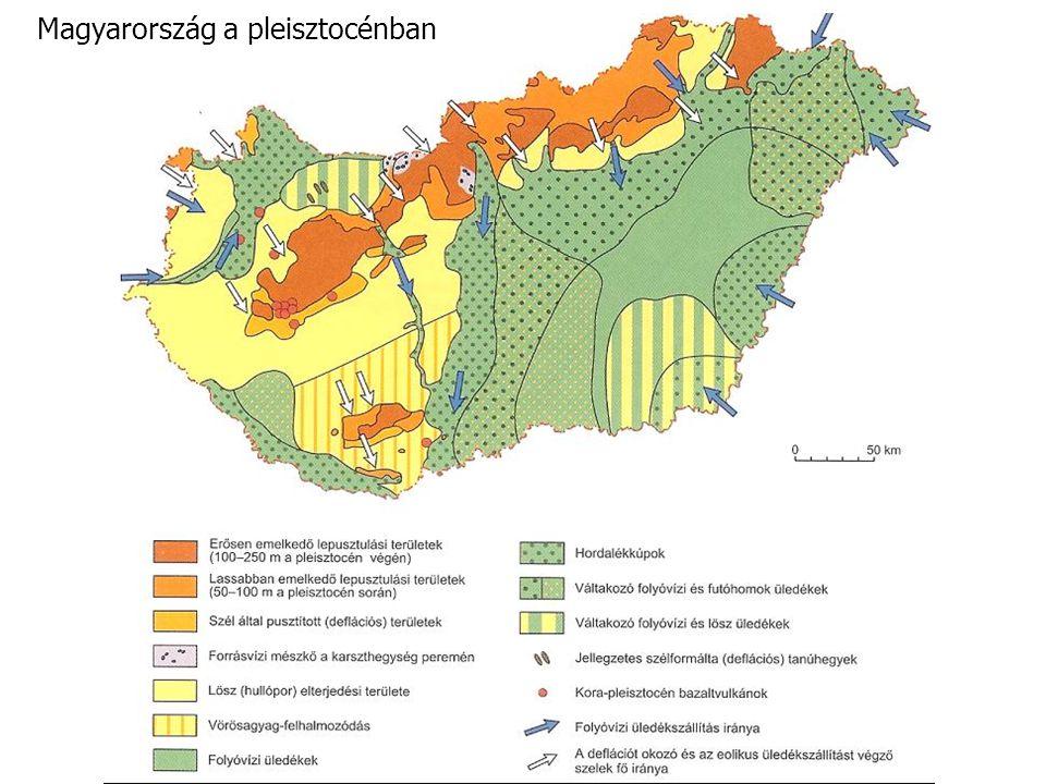 Magyarország a pleisztocénban