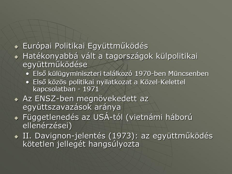 Európai Politikai Együttműködés