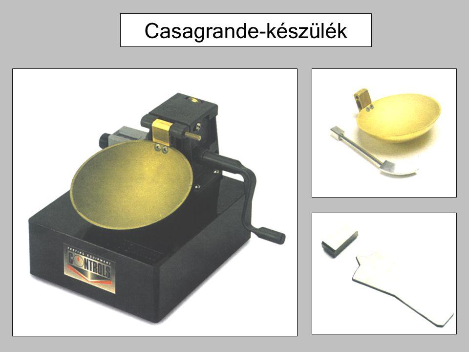 Casagrande-készülék
