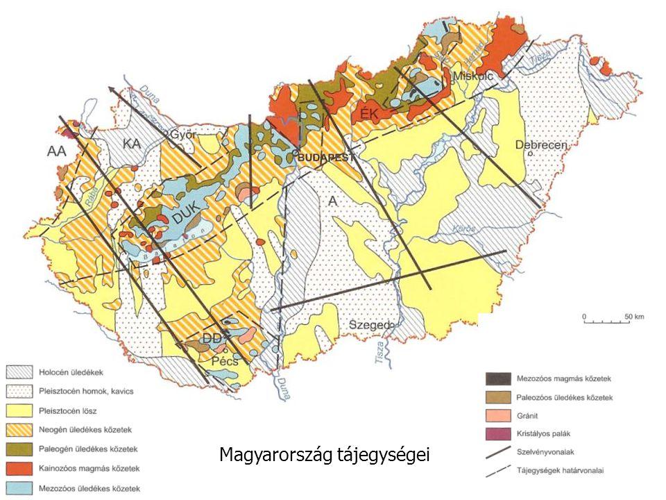 Magyarország tájegységei