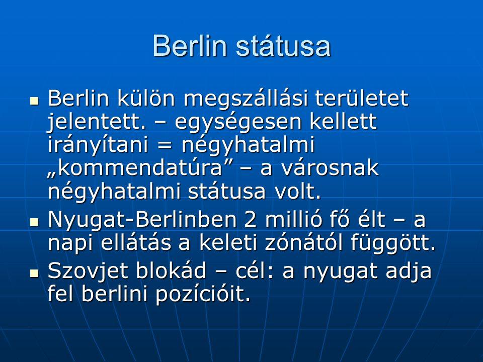 Berlin státusa
